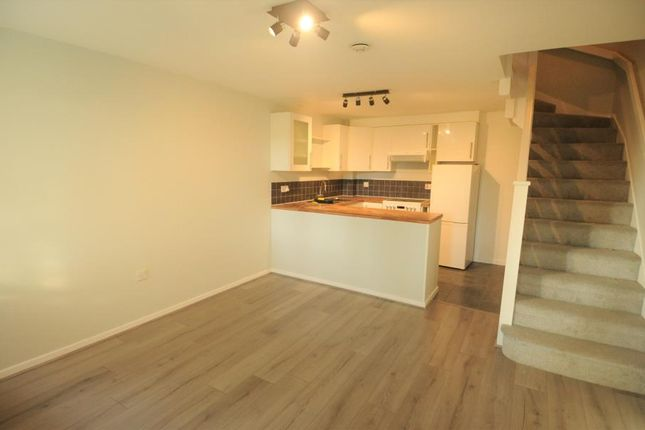 Thumbnail Terraced house to rent in The Orchard, Lightwater