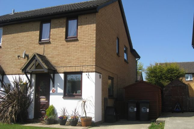 Thumbnail Semi-detached house to rent in Heather Close, Carterton