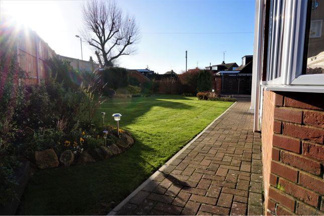 Side Garden of Wycombe Way, Luton LU3