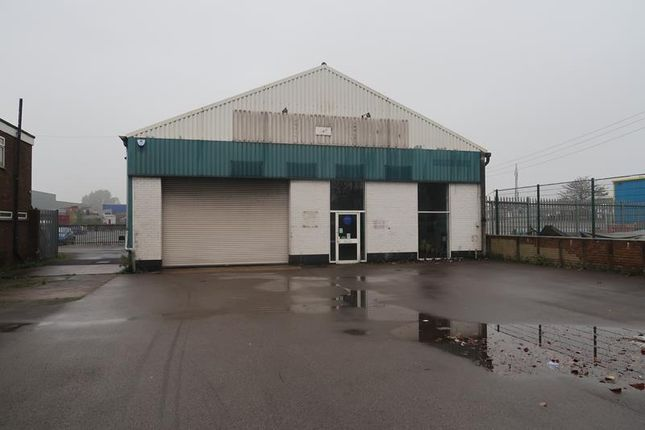 Thumbnail Light industrial to let in Former Bruce Cousins Motor Unit, Grange Lane North, Scunthorpe, Lincolnshire