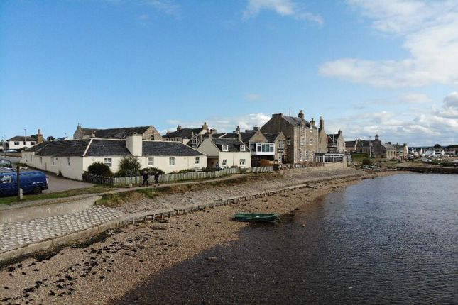 Thumbnail Semi-detached house for sale in Waterfront, Findhorn, Forres, Morayshire