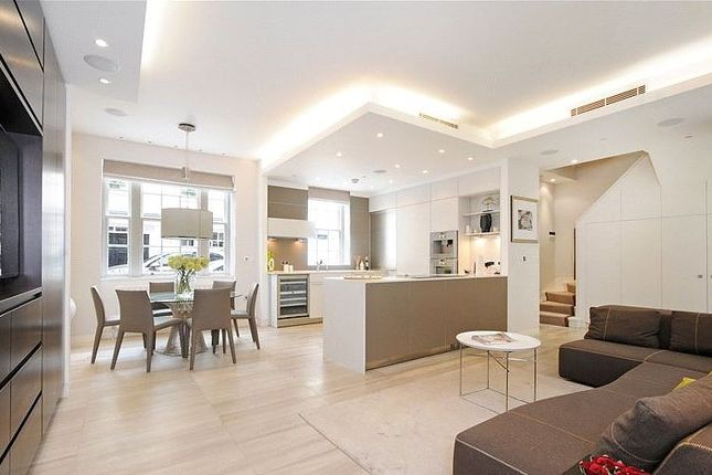 Thumbnail Semi-detached house to rent in Lowndes Close, Belgravia, London