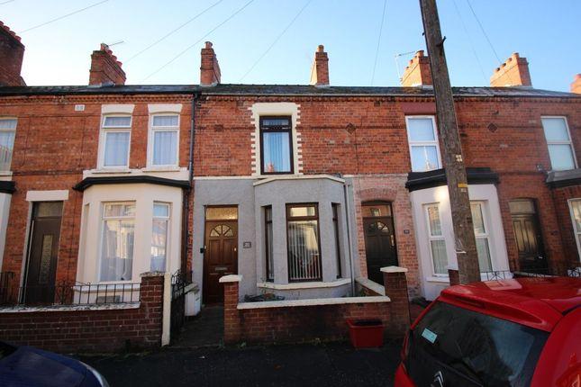 Thumbnail Terraced house for sale in Lisburn Avenue, Belfast