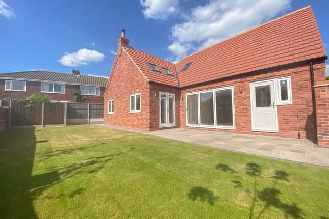 Thumbnail Detached house for sale in Old School Yard, Messingham, Scunthorpe