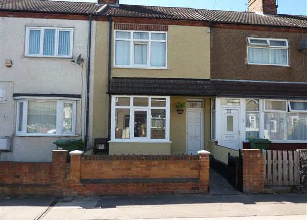 Thumbnail Terraced house for sale in Alexandra Road, Grimsby