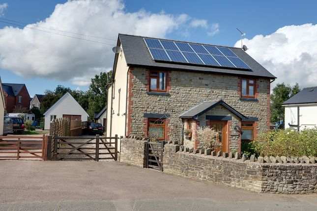Thumbnail Detached house for sale in Bixhead Walk, Broadwell, Coleford, Gloucestershire.