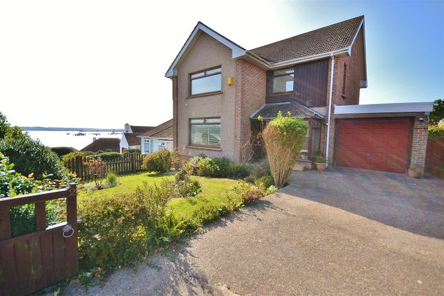 Thumbnail Detached house for sale in Pointfields Crescent, Hakin, Milford Haven