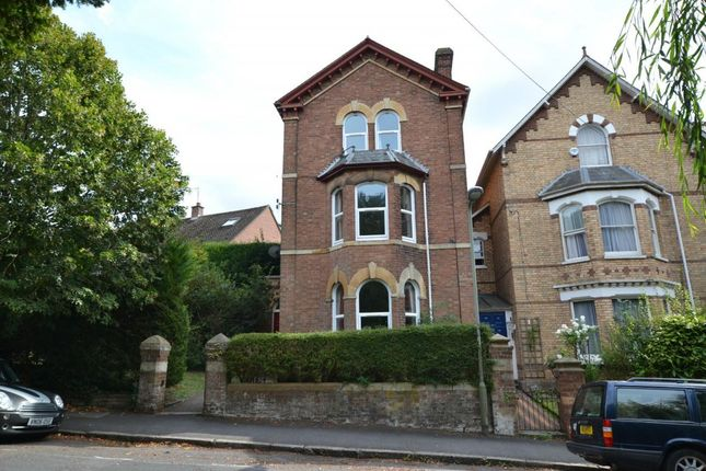 Thumbnail Terraced house to rent in Park View, Prospect Place, St. Thomas, Exeter