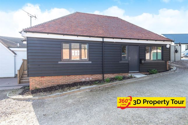 Thumbnail Detached bungalow for sale in Gardner Street, Herstmonceux, Hailsham
