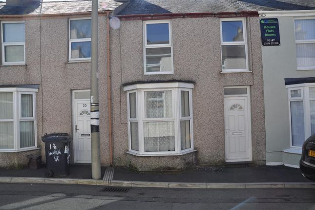 Thumbnail Property to rent in Wian Street, Holyhead