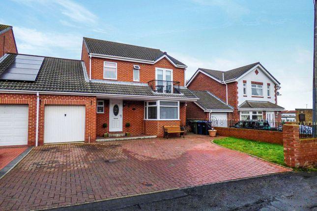 Thumbnail Detached house for sale in Caledonia, Winlaton, Blaydon-On-Tyne