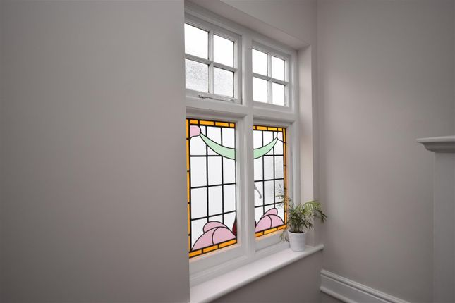 Window of Greenway, London SW20