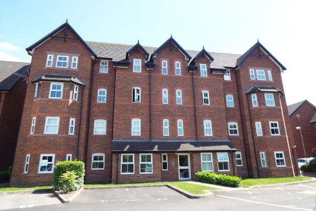 Thumbnail Flat to rent in New Copper Moss, Altrincham