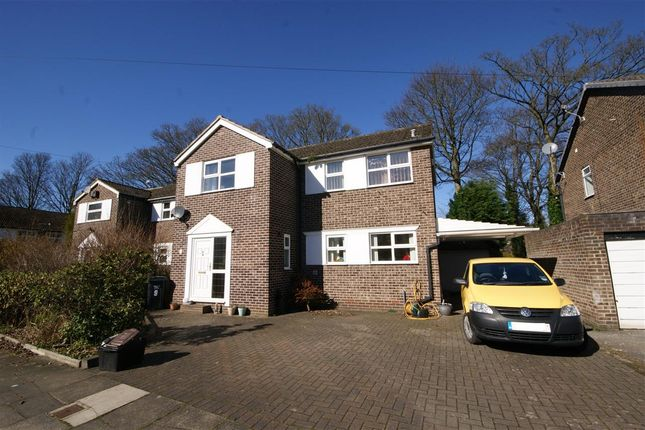 Thumbnail Detached house to rent in Park Close, Lightcliffe, Halifax