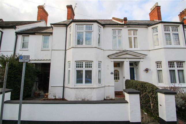 Thumbnail Semi-detached house for sale in Gordon Road, Camberley, Surrey