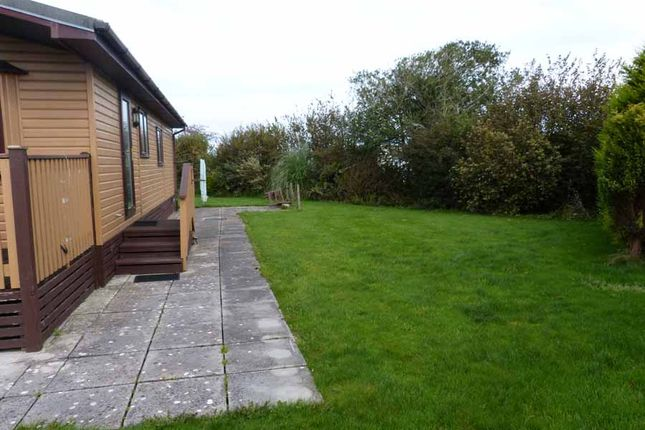 Side Garden of Gnome World Holiday Park, Indian Queens TR9