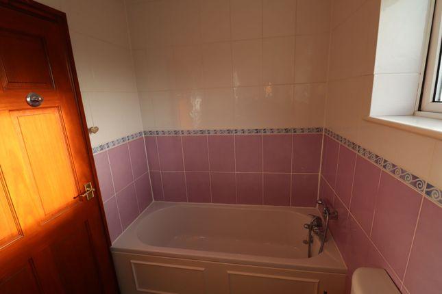 Bathroom of Bro Myrddin, Carmarthen SA31