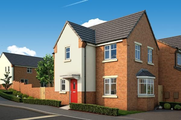 "Thumbnail Property for sale in ""The Pine At The Willows, Dudley"" at Middlepark Road, Dudley"