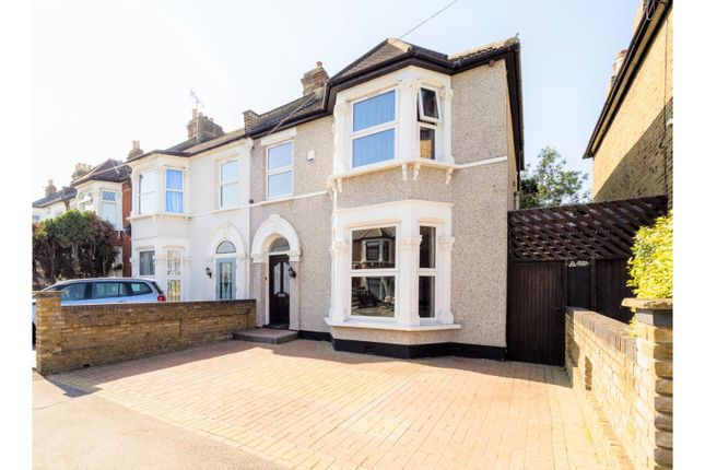 4 bed end terrace house for sale in Hazeldene Road, Ilford IG3