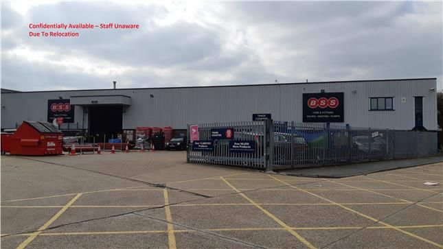 Thumbnail Warehouse to let in Unit 5, New England Industrial Estate, Gascoigne Road, Barking