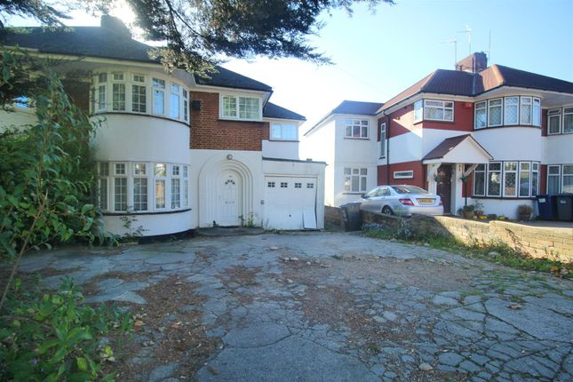 Thumbnail Semi-detached house for sale in Onslow Parade, Hampden Square, London