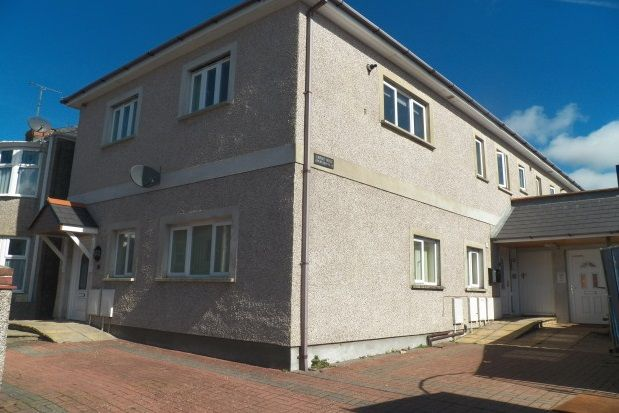 Thumbnail Property to rent in Stratford Road, Milford Haven