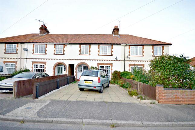 Thumbnail Property for sale in Quintons Lane, Old Felixstowe, Felixstowe