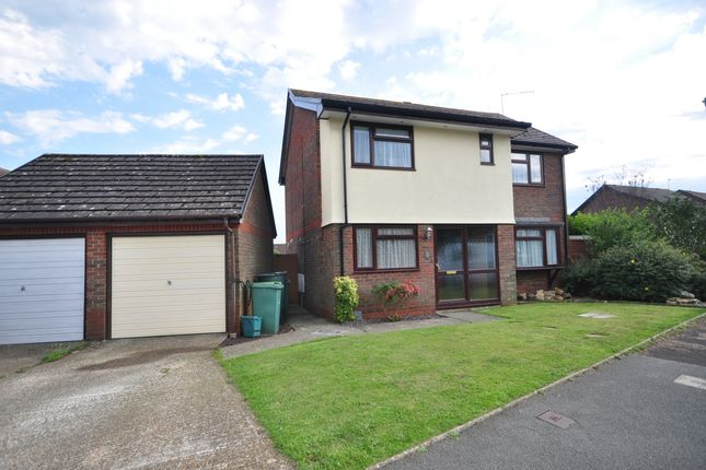 Thumbnail Detached house to rent in Chambers Drive, Apse Heath, Sandown