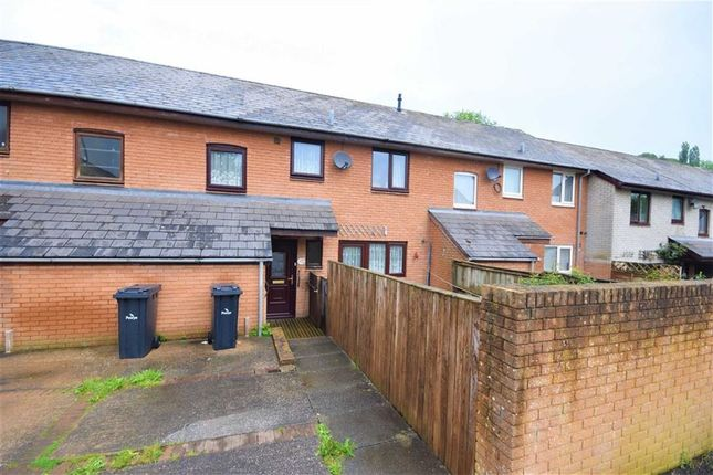 Thumbnail Terraced house to rent in 82, Lon Glanyrafon, Vaynor, Newtown, Powys