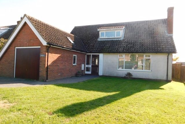 Thumbnail Detached bungalow for sale in Lower Farm Road, Ringshall, Stowmarket