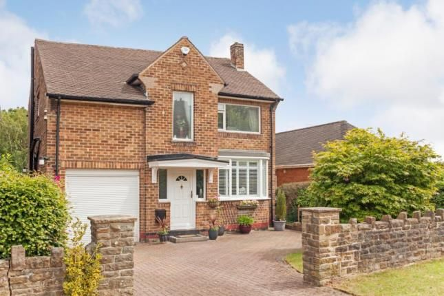 Thumbnail Detached house for sale in Button Hill, Sheffield, South Yorkshire