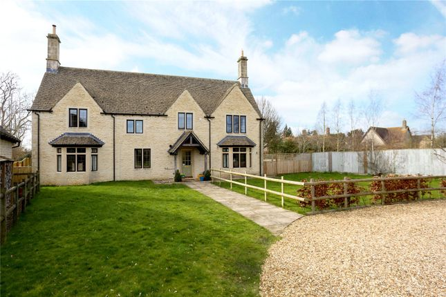 Thumbnail Detached house for sale in Dukes Field, Down Ampney, Cirencester