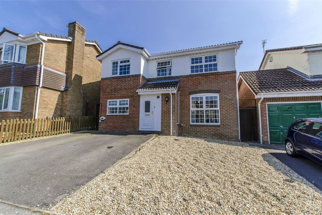 Thumbnail Detached house for sale in Mears Road, Fair Oak, Eastleigh, Hampshire