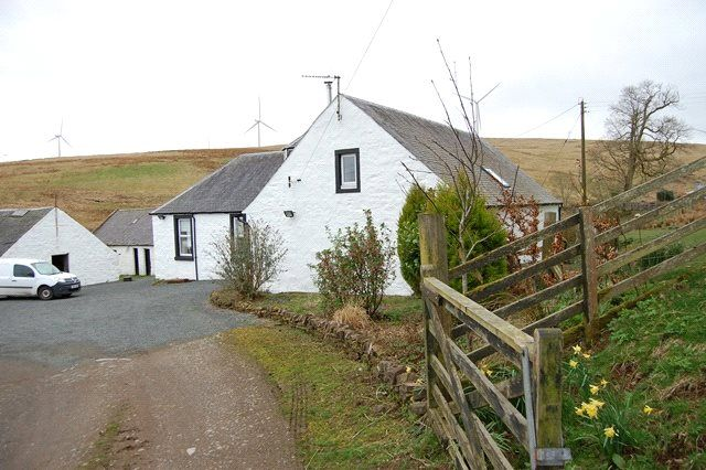 Thumbnail Detached house to rent in Delamford Farm, Girvan, South Ayrshire