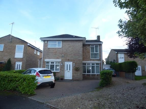 Thumbnail Detached house for sale in Carey Way, Olney, Milton Keynes, Bucks
