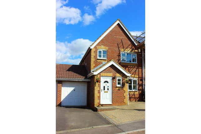 Thumbnail Semi-detached house for sale in Simmonds View, Stoke Gifford