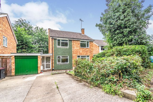 Thumbnail Detached house for sale in Whiteknights Road, Reading