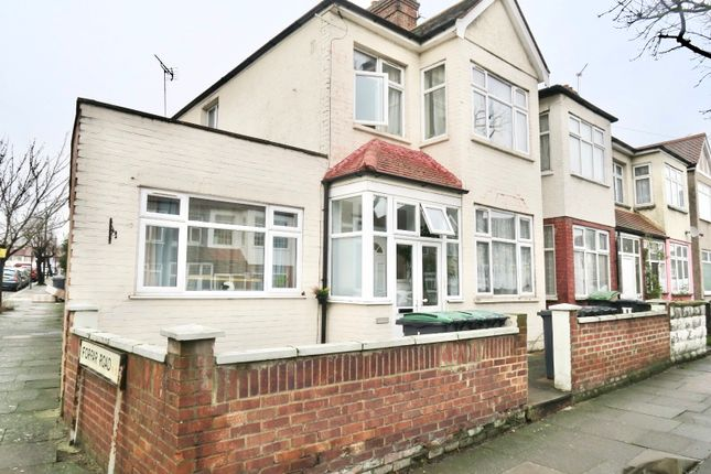 Thumbnail Semi-detached house for sale in Perth Road, Wood Green, London