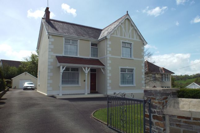 Detached house for sale in Drefach, Llanelli