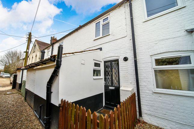 Thumbnail Terraced house for sale in Church Lanes, Fakenham