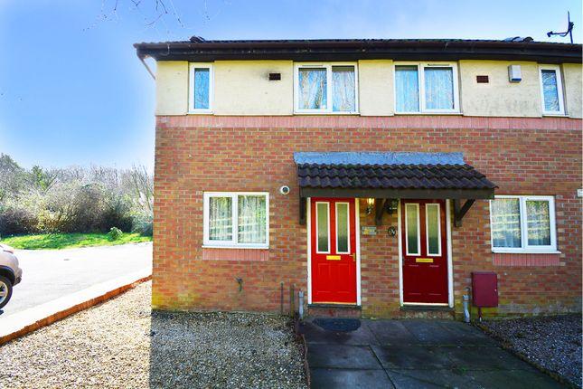 Thumbnail Semi-detached house for sale in Llwyn Cyfarthwch, Llanelli