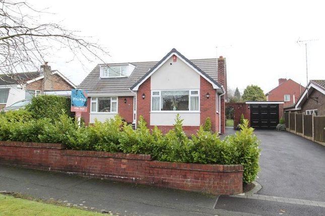 Thumbnail Detached house for sale in Leys Drive, Newcastle-Under-Lyme