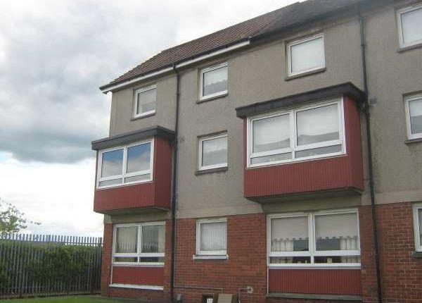 Thumbnail Flat to rent in Shirrel Avenue, Bellshill