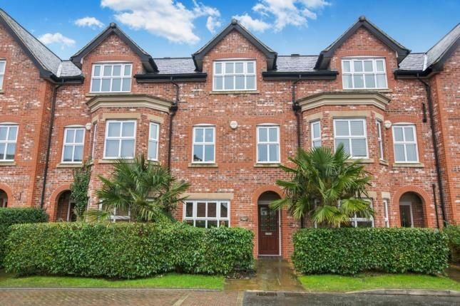 3 bed terraced house for sale in Russet Way, Alderley Edge, Cheshire, Uk
