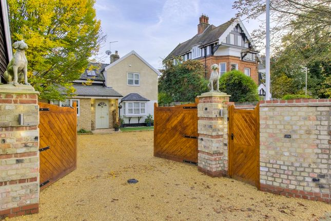 Thumbnail Detached house for sale in Newmarket, Suffolk