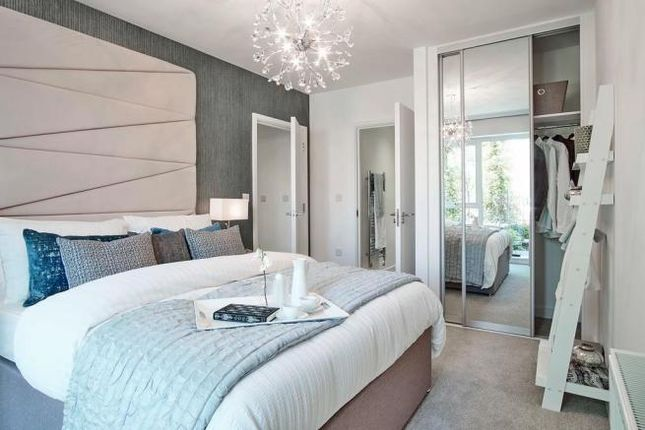Thumbnail Flat for sale in Hemington At Kings Park, 1A St Clements Avenue, Harold Wood, Romford, Essex