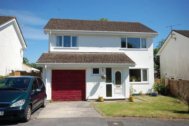4 bed detached house for sale in Rosemount Garden Villas, Heywood Lane, Tenby