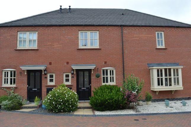 Thumbnail Terraced house for sale in Ellens Bank, Lightmoor, Telford, Shropshire.