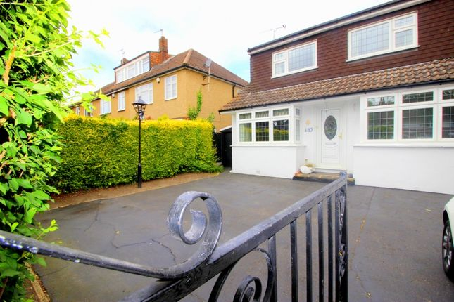 Thumbnail Terraced house to rent in Chase Cross Road, Romford