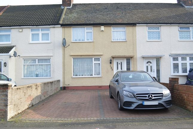 Thumbnail Terraced house to rent in Ingrebourne Road, Rainham